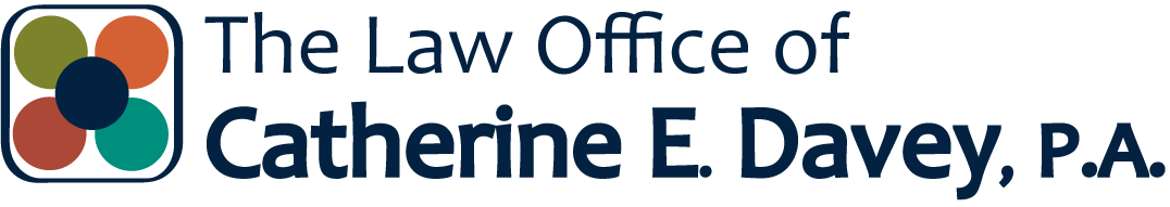 The Law Office of Catherine E. Davey, P.A. Retina Logo